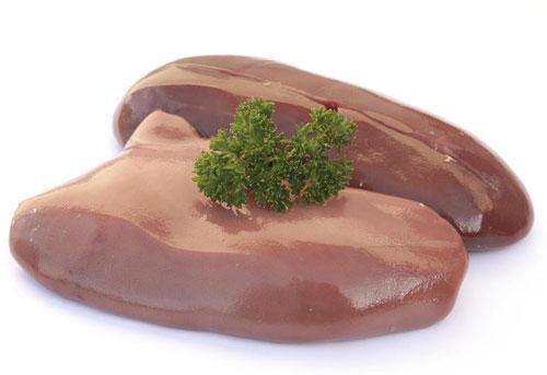 Foie de porc achat en ligne abats de porc - Cuisiner des rognons de porc ...
