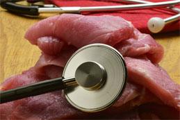 Santé et viande, l'éternel débat